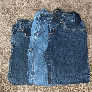 🍀Faded Glory boys Jeans